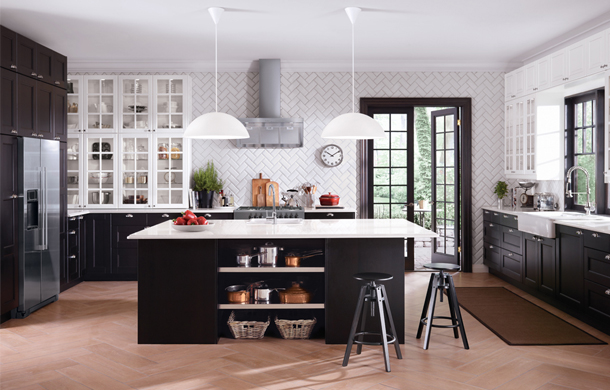 Great IKEA Kitchens 610 x 390 · 173 kB · jpeg